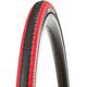 "Kenda Kontender K-196 Fietsband 28"" draadband rood/zwart"